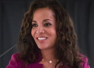 Portrait of Sunny Hostin