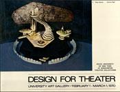 1970 design for theatre