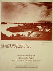 19th Century Paintings of the Delaware Valley