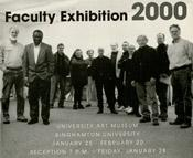 2000 faculty exhibition