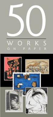 50 works on paper