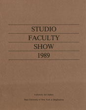 1989 studio faculty show
