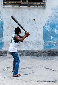 Baseball in Cuba: A Photographic Essay by Ira Block