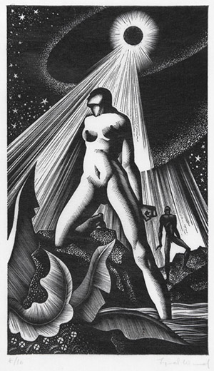 Kindred Spirits: The Graphic Work of Rockwell Kent & Lynd Ward