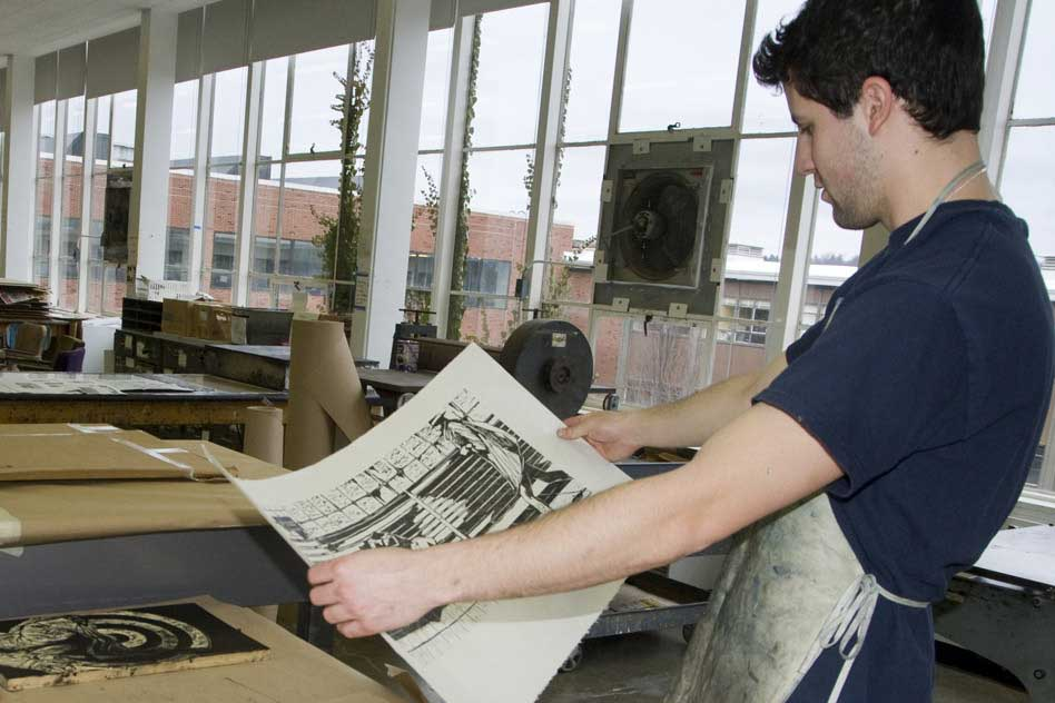 Printmaking Program