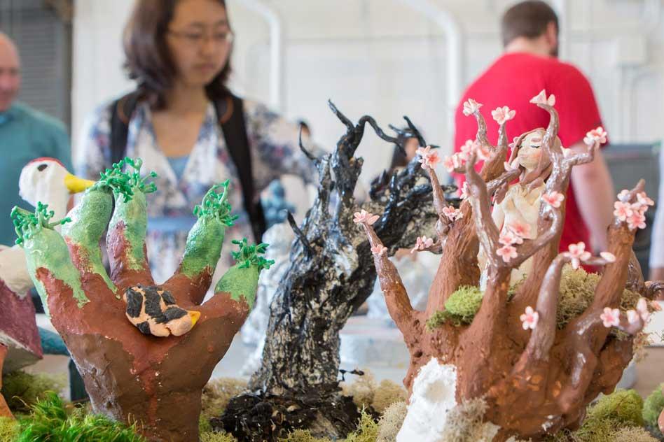 Sculpture Program