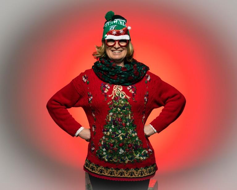 f7cc7b40e07 Presenting Binghamton University s First Annual Holiday Sweater ...