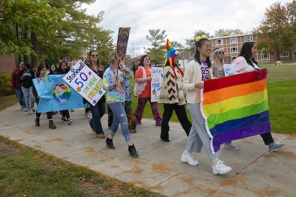Celebrating Pride: 12 Ways Binghamton University Supports and Educates LGBTQIA+ Bearcats and Allies