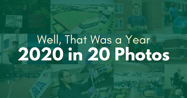 Well, That Was a Year: 2020 in 20 Photos