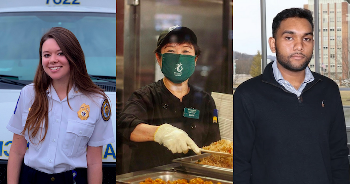 18 Binghamton University Pandemic Samaritans Who Make Our Days Brighter