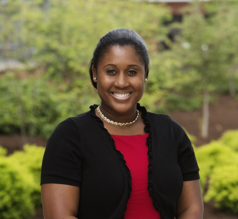 Nicole Sirju-Johnson MPA '99, PhD '11: Campus Diversity, associate chief diversity officer