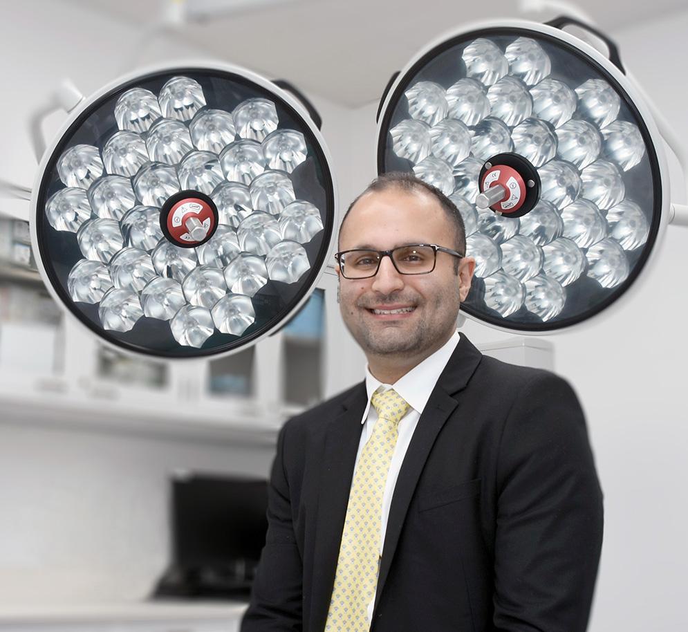 David Kashan '08: M.D. Plastic & Reconstructive Surgery Fellow