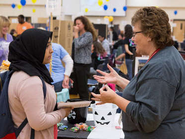 Looking to connect with students, faculty or staff? Have an idea for collaboration in our community? The CCE can help!
