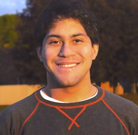 Adam Centeno, Promise Zone intern and volunteer