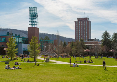 Binghamton University Campus