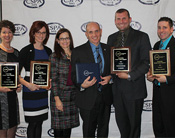 Student affairs receives 4 awards