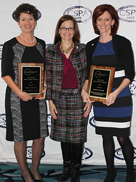 Fleishman Center Receives 2 Awards for Signature Programs