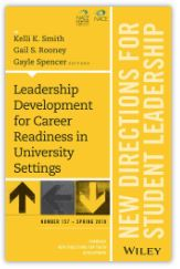 New Directions in Student Leadership Sourcebook Cover