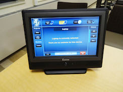 SW 112 Touch Panel