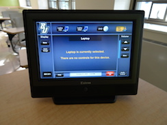 SW 211 Touch Panel