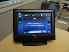 SW 113 Touch Panel