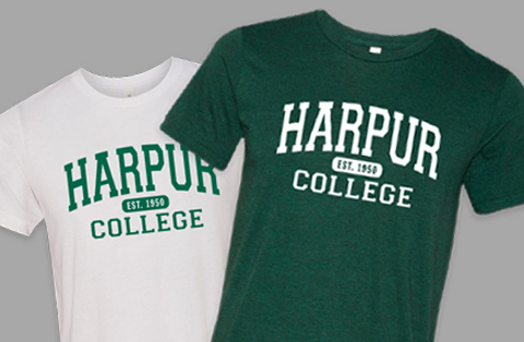 Harpur College Tees