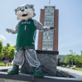 Binghamton University's Mascot Lineup Throughout the Years