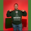 Presenting Binghamton University's Second Annual Holiday Sweater Contest