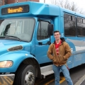 A Day in the Life of Thomas Burns: An OCCT Blue Bus Driver
