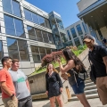 How Binghamton University's Campus Has Improved Over the Summer