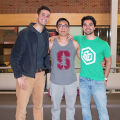 Meet Three Innovative Binghamton Students Who Earned a Fellowship with Stanford's School of Design