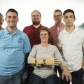 How Binghamton Engineering Students Built a Prosthetic Hand for a Campus Employee