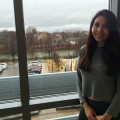 A Day in the Life of Gabriela Avila: Poli Sci Major on the Fast-Track MPA