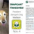 That time Binghamton's Snapchat blew up because of a dog