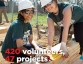 Alumni show collective power of volunteerism