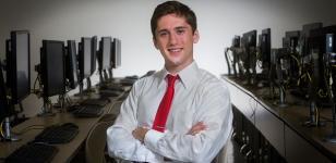 Dillon T. Schade, SA President