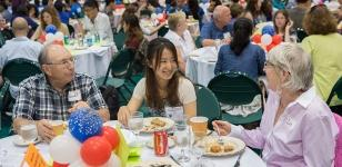 International Student Welcome Dinner