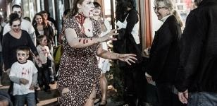 Fifth Annual Binghamton Zombie Walk