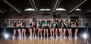 Binghamton University Volleyball