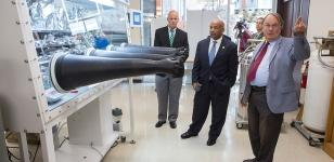 Assembly Speaker Carl Heastie Visits ITC