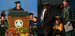 Harpur Fine Arts/Humanities Commencement