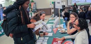 Spring Study Abroad Fair.