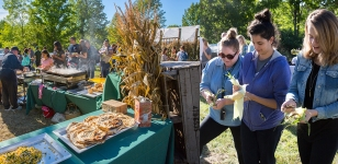 Binghamton Acres Garden to Grill