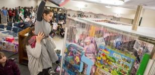 Chabad Toy Drive