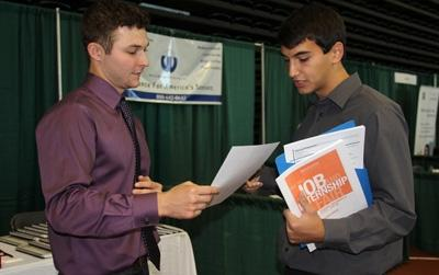 Job and Internship Fair