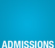 Blue Admissions Graphic