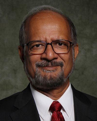 headshot of Manoj K. Agarwal