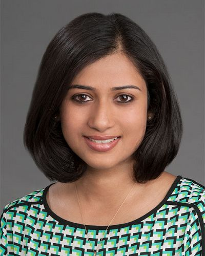 headshot of Anushree Karkhanis