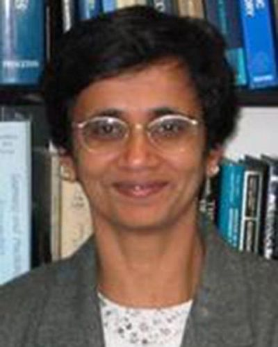 headshot of Damayanti Ghosh
