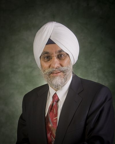 headshot of Upinder S. Dhillon